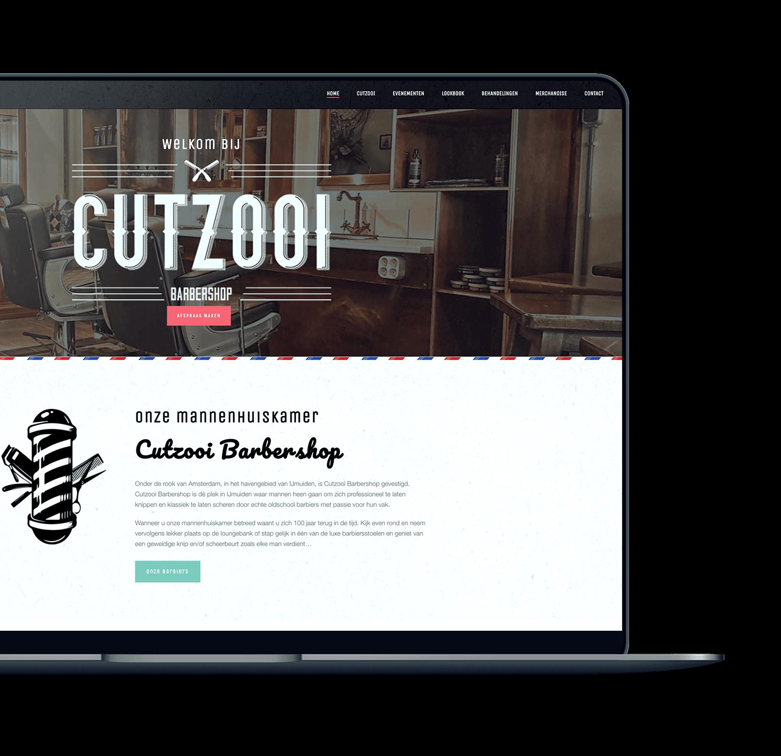 Cutzooi website laten maken